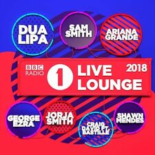 BBC Radio 1's Live Lounge 2018 - CD D2vg The Cheap Fast Post