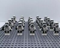 20x Storm Troopers Mini Figures (LEGO STAR WARS Compatible)