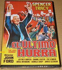 EL ULTIMO HURRA / THE LAST HURRAH John Ford - English Español - Precintada