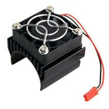 550 540 Motor Heatsink Black Heat Sink Cooling Fan Net Cover for 1 10 Car U