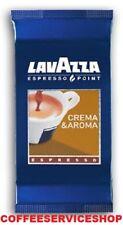 100 cialde capsule caffè lavazza crema e aroma ep espresso point originali