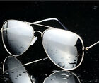 Unisex Vintage Retro Women Men Glasses Aviators Mirror Lens Sunglasses Fashion