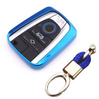 NEW TPU Soft Smart Remote Key Fob Case Cover skin Protector for BMW I3 I8 Series