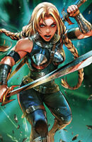 War of the Realms (2019) #4 Marvel Battle Lines Variant Cover G 1ST PRINT