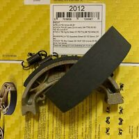 Benelli Pepe 50 1999 - 2011 SBS Rear Brake Shoes Genuine OE Quality 2012