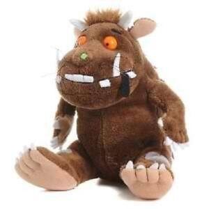 "Gruffalo Sitting 6"" Plush Soft Stuffed Cuddly Soft Doll Toy Brand NEW"