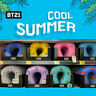 BTS BT21 Official Authentic Goods Mesh Neck Pillow 7Characters + Tracking Number