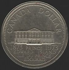 More details for 1973 canada prince edward island dollar | world coins | pennies2pounds
