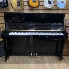 More details for kawai k-3atx upright piano black   f039830   sherwood phoenix   lockdown sale