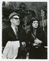 SUSAN SAINT JAMES JIM BACKUS MAGIC CARPET ORIGINAL 1971 NBC TV PHOTO