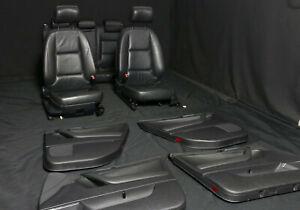 Audi A3 8P 4-Türer Sportback Leather Seats Electric Leather Trim Heated Seats