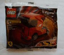 Lego 30191 Scuderia Ferrari Truck Shell V Power