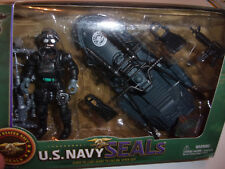 New!! (2) U.S. Navy Seals Water Craft playsets