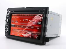 2 Din Car DVD Player Touch Screen GPS Navigation radio For FORD Expedition + map