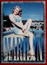 MARILYN MONROE - Series 1 - Sports Time 1993 - Individual Card #36