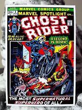 "#36 Ghost Rider #5 Comic Book Locker Fridge Magnet 2.5""x3.5"""