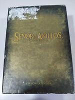El Señor de los Anillos Trilogia - Version Extendida 12 x DVD en Caja 2T