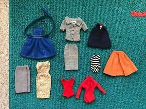 Vintage Barbie CLOTHES LOT - EUC