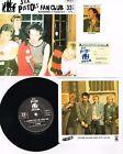 "SEX PISTOLS - MAASBREE 77 RADIO E.P. BLACK VINYL COLLECTORS 7"" SINGLE EP"