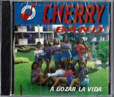 Cherry Band A Gozar La Vida Latin Music CD New