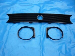 Frontgrill VW Jetta 1 Golf 1 Cabrio Caddy Grill Kühlergrill G60 Rippengrill