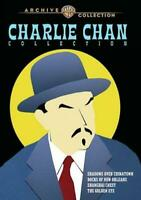 CHARLIE CHAN COLLECTION NEW DVD