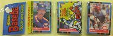 1988 Donruss Baseball Rack Pack Danny Darwin Curt Wilkerson Bo Diaz Showing