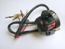 NOS Genuine OEM TX750 TX 750 73-74 Holder Handle Switch Engine Run On Off Light