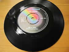 "MCA 169 UK  7"" 45RPM 1968 SONS OF MOSES ""SOUL SYMPHONY / FATBACK"" EX/VG"