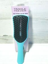 Tangle Teezer  The Ultimate Vented Hairbrush Teal and Black