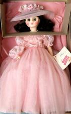 "Vintage Madame Alexander Doll 18"" ELISE DOLL #1655 with hang tag & original box"