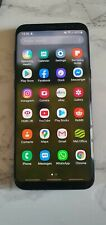 Samsung Galaxy S8 Plus 64GB SM-G955 Midnight Black - Excellent Condition