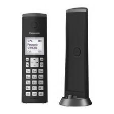 Panasonic KX-TGK 220 Schnurloses Telefon mit Anrufbeantworter Freisprechen