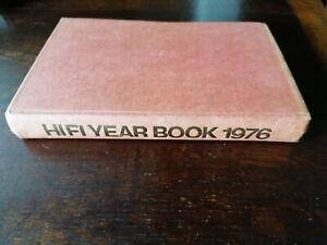 Vintage hi fi: Hi Fi Yearbook 1976
