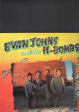 EVAN JOHNS and the H-BOMBS - same LP