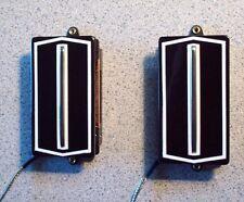 New humbucker size blade style single coil pickups- electric guitar Pete Biltoft