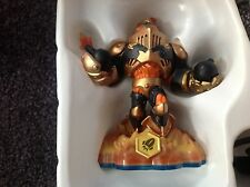 SkyLanders SWAP FORCE Blast Zone Wii U PS3 PS4 XBOX 360 3DS w/ Sticker Code Card