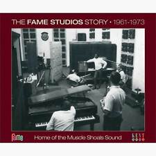THE FAME STUDIOS STORY 1961-1973 - VARIOUS ARTISTS - 3CD - KENBOX 11