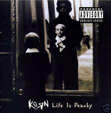 CD - KORN - Life is peacky