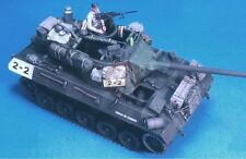 Legend 1/35 M18 Hellcat Accessories Set with Crew (for Academy, AFV Club) LF1010