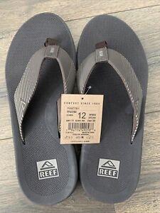 Mens Reef Phantom ll Flip-flops Size 12