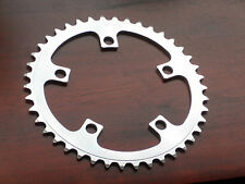 "Sugino road mountain bike chainring 42 42t 110mm 110pcd 110 3/32"" 7 8 9 speed"