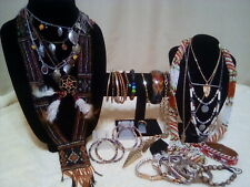 "Mixed lot of""Used""Southwestern Style Fashion Jewelry"