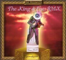 King & Eye: Rmx Residents - CD - Brand New & Sealed- Fast Ship- CD E-7/6+GG-UP