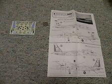 Bare Metal  decals 1/72 F-15 Eagle 555th Luke Langley    N142
