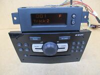 Vauxhall Corsa D Meriva CD30 MP3 Radio Stereo Player with Display 13407100