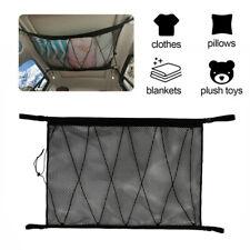 pochette sac rangement maille poche de filet cargaison plafond toit voiture