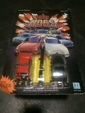 Vintage 1987 Hasbro Road Hogs Tails Friction Cars # 5201 - New & Sealed