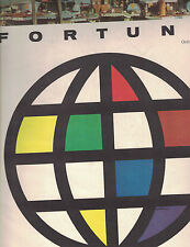 Fortune Magazine October 1957 Royal Dutch Shell MGM 707 National Steel
