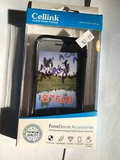 Samsung Galaxy Ace Plus S7500T Fitted TPU Flexible Gel Skin Case Black TPU6486BK